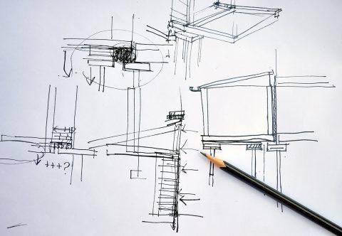 Architetto-a-firenze-schizzo-