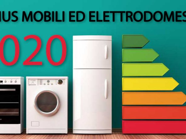 bonus mobili ed elettrodomestici 2020